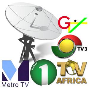 Ghana-tv-satellite