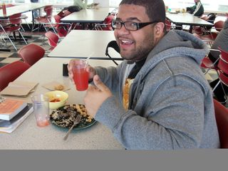 MAC Best Photo Alhia Harris_Cafe Pics_ Campus News