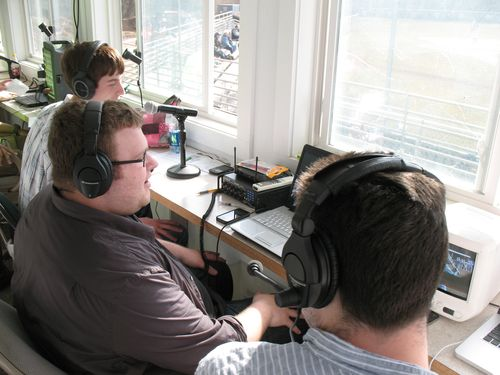 Ow baseball broadcasting shot (2)