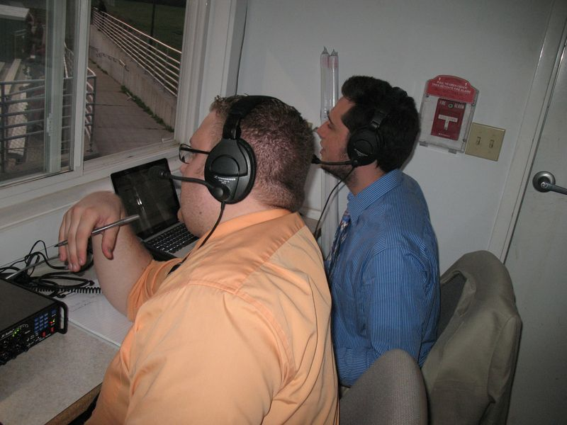OWWR'S JOHN DECLERK & SPORTS DIRECTOR MATT GALINSKY
