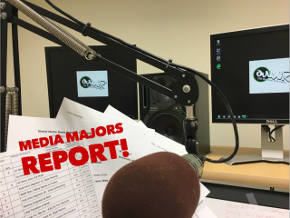 Media Majors Report Studio C