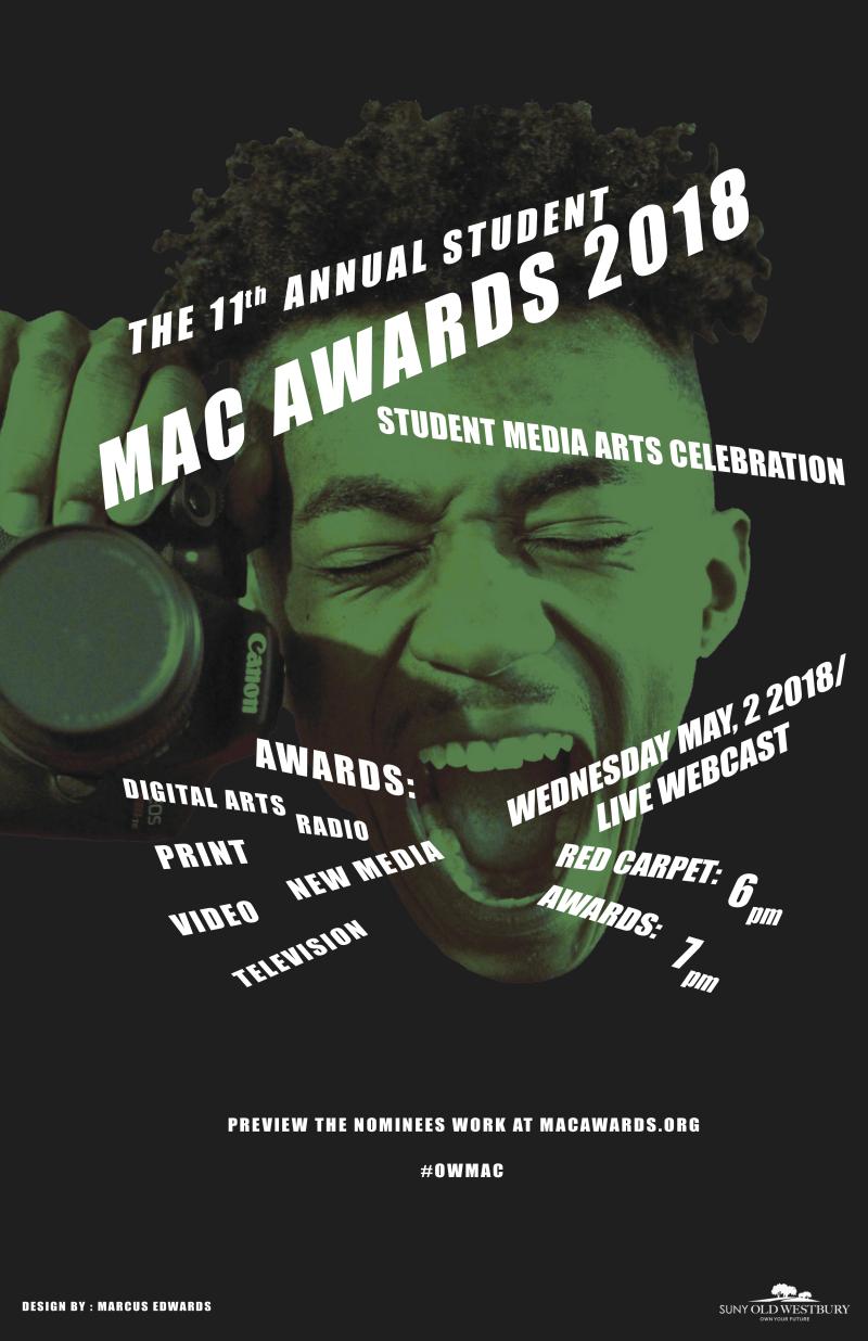 MacAward Poster