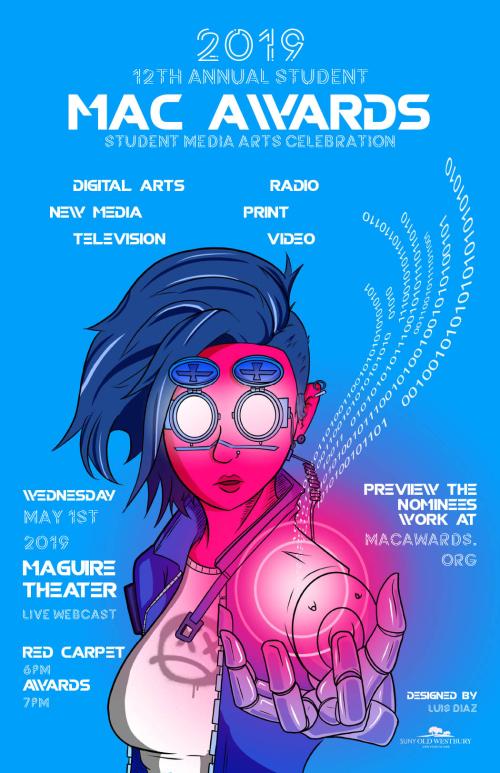 Luis Diaz Poster MAC19